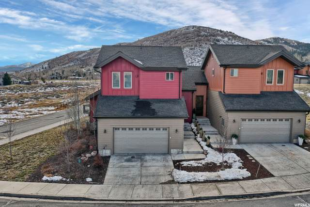 8182 Courtyard Loop #52, Park City, UT 84098 (MLS #1714079) :: Lookout Real Estate Group