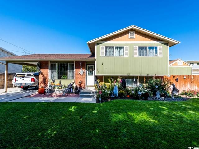 3682 W 4040 S, West Valley City, UT 84120 (#1714085) :: Colemere Realty Associates