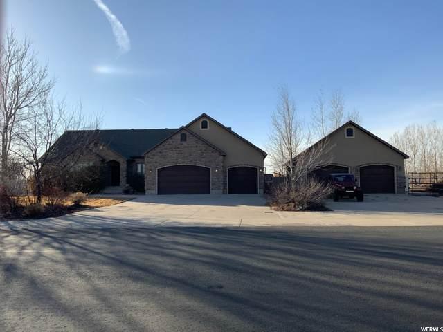 225 Areva Rd, Roosevelt, UT 84066 (#1714097) :: Big Key Real Estate