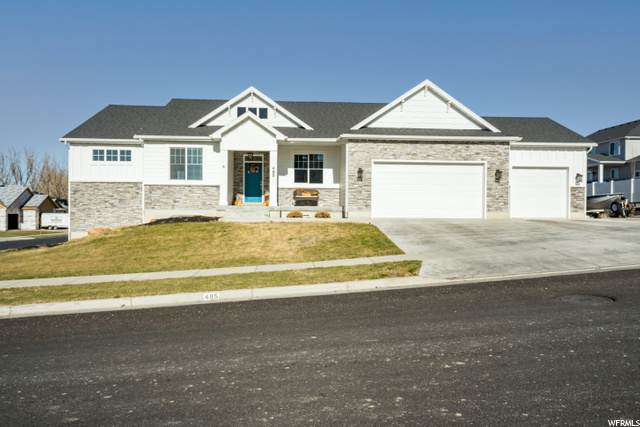 485 E 500 N, Providence, UT 84332 (#1714101) :: Big Key Real Estate