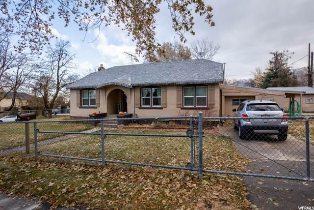 1504 E Lake St N, Ogden, UT 84401 (#1714115) :: Big Key Real Estate