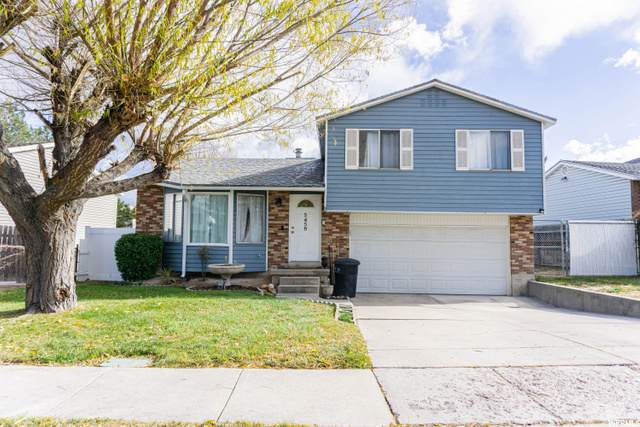 5459 S 3350 St W, Taylorsville, UT 84129 (#1714126) :: Doxey Real Estate Group
