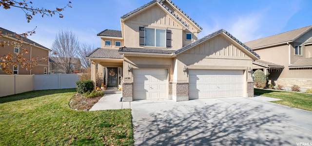 1490 S Dragonfly Dr, Lehi, UT 84043 (#1714138) :: Red Sign Team