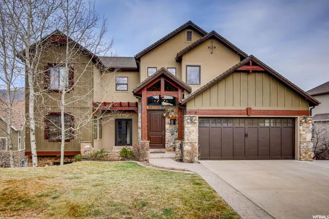 14775 S Golden Leaf Ct, Draper, UT 84020 (#1714140) :: The Perry Group