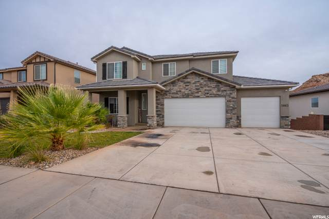 5863 S Kastra Ln, St. George, UT 84790 (#1714149) :: Exit Realty Success