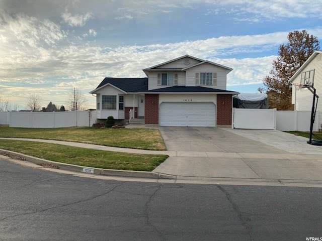 1039 N 2675 W, Layton, UT 84041 (#1714190) :: Pearson & Associates Real Estate