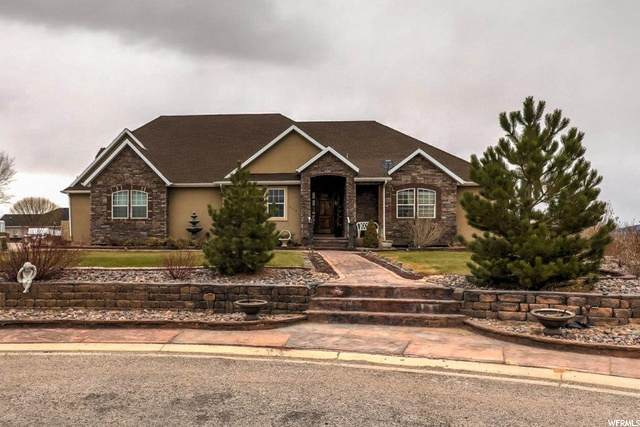 679 E 5020 N, Cedar City, UT 84721 (#1714193) :: REALTY ONE GROUP ARETE