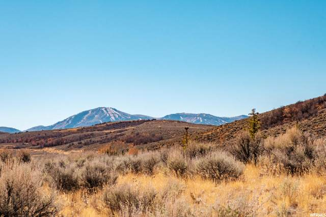 6402 Painted Valley Pass, Park City, UT 84098 (MLS #1714224) :: High Country Properties