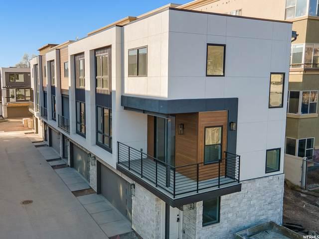 535 S 500 E #107, Salt Lake City, UT 84111 (MLS #1714240) :: Jeremy Back Real Estate Team