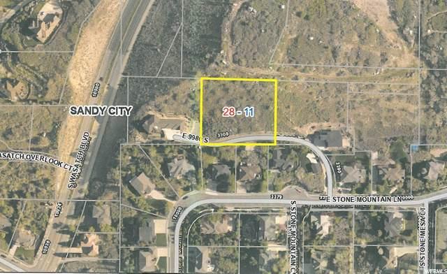 3351 E 9980 S, Sandy, UT 84092 (#1714266) :: Big Key Real Estate