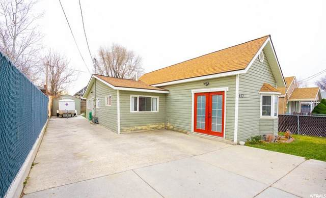 657 W Second Ave, Midvale, UT 84047 (#1714277) :: Big Key Real Estate