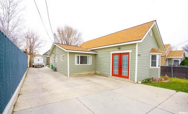 657 W Second Ave, Midvale, UT 84047 (#1714277) :: Bustos Real Estate | Keller Williams Utah Realtors