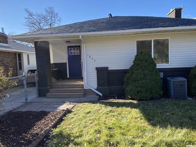 1832 S 1100 E, Salt Lake City, UT 84105 (#1714310) :: Bustos Real Estate | Keller Williams Utah Realtors