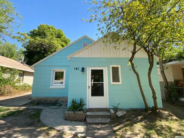 141 W Paxton Ave, Salt Lake City, UT 84101 (MLS #1714342) :: Jeremy Back Real Estate Team