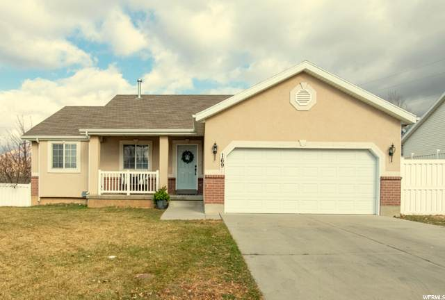 169 Rodeo Dr, Springville, UT 84663 (#1714364) :: Red Sign Team
