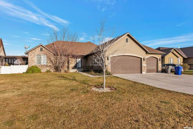 572 N Northgate, Saratoga Springs, UT 84045 (#1714366) :: Exit Realty Success