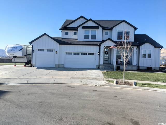 12584 S Ezra Cir W, Herriman, UT 84096 (#1714374) :: Bustos Real Estate | Keller Williams Utah Realtors