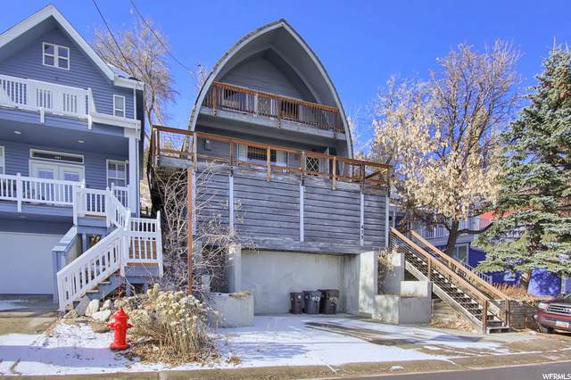 475 Woodside Ave, Park City, UT 84060 (MLS #1714385) :: Jeremy Back Real Estate Team