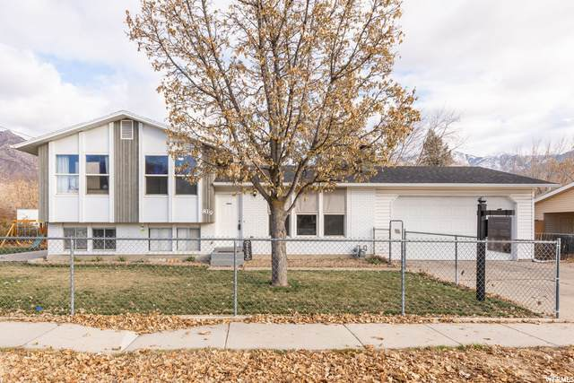 819 E Canyon Rd, Ogden, UT 84404 (#1714389) :: Livingstone Brokers