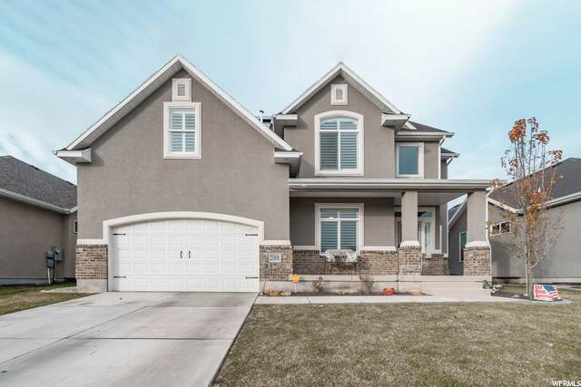 2358 W Harmony Dr, Layton, UT 84041 (#1714390) :: Bustos Real Estate | Keller Williams Utah Realtors