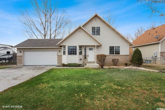 4685 S 3900 W, Roy, UT 84067 (#1714399) :: Big Key Real Estate