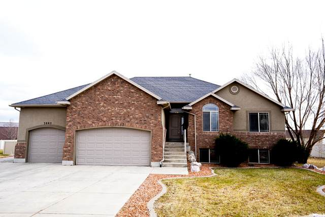 3885 S 5000 W, West Haven, UT 84401 (#1714401) :: Red Sign Team