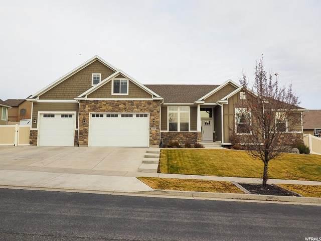 7268 W Aberford Dr, West Jordan, UT 84081 (#1714405) :: Berkshire Hathaway HomeServices Elite Real Estate
