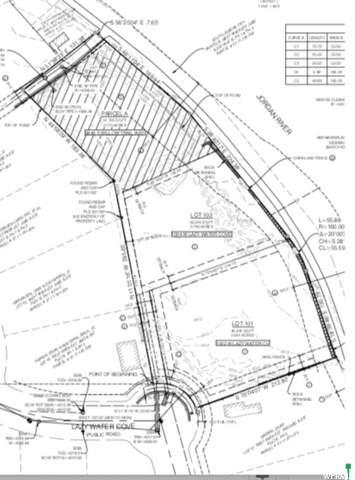 1004 W Lazy Water Cv, South Jordan, UT 84095 (#1714412) :: Berkshire Hathaway HomeServices Elite Real Estate