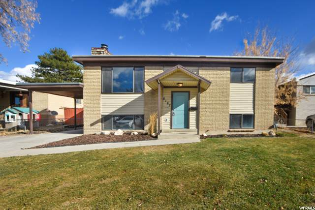 8187 S Lance St, Midvale, UT 84047 (#1714415) :: Berkshire Hathaway HomeServices Elite Real Estate
