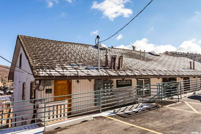 524 Woodside Ave #3, Park City, UT 84060 (MLS #1714425) :: Jeremy Back Real Estate Team