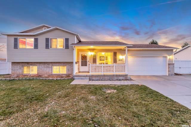 1606 S 2960 E, Spanish Fork, UT 84660 (#1714428) :: Bustos Real Estate | Keller Williams Utah Realtors