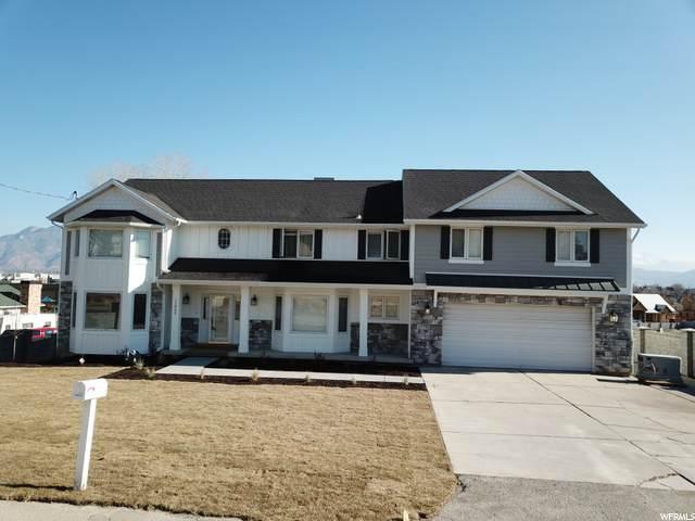 11065 S 1055 W #101, South Jordan, UT 84095 (#1714437) :: Berkshire Hathaway HomeServices Elite Real Estate