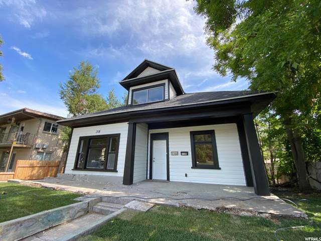 318 E 4TH Ave, Salt Lake City, UT 84103 (#1714448) :: Livingstone Brokers