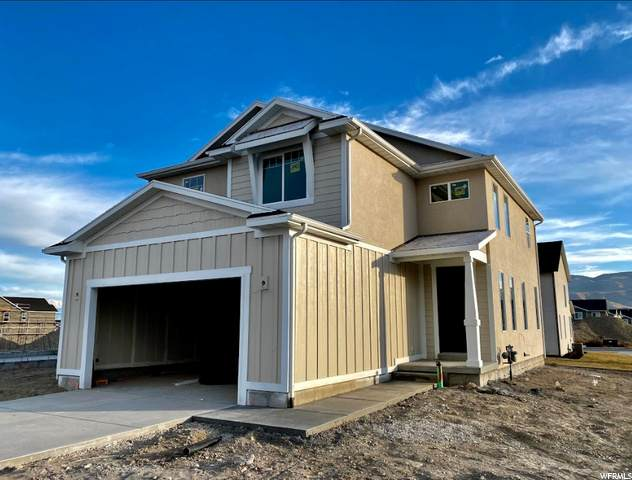 4172 E Center Point St N, Eagle Mountain, UT 84005 (#1714450) :: Big Key Real Estate