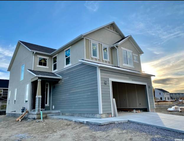 4224 E Center Point St N, Eagle Mountain, UT 84005 (#1714451) :: Big Key Real Estate