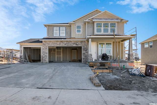 1694 E 1600 N, Spanish Fork, UT 84660 (MLS #1714454) :: Lookout Real Estate Group