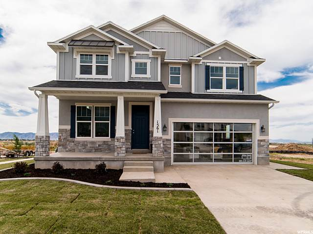 1533 E Aspen Grove Dr N #102, Spanish Fork, UT 84660 (#1714457) :: Livingstone Brokers