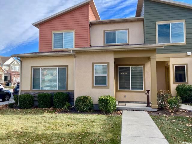3669 W Lilac Hts, South Jordan, UT 84095 (#1714459) :: Big Key Real Estate