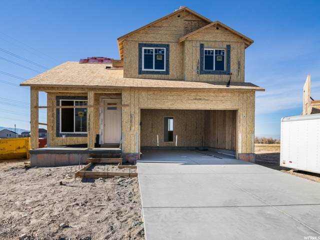 1801 E 1600 N, Spanish Fork, UT 84660 (#1714473) :: Livingstone Brokers