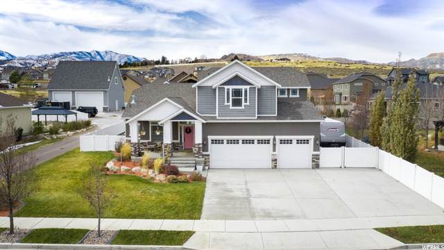 13994 S Ivie Rose Ct W, Herriman, UT 84096 (#1714481) :: Livingstone Brokers