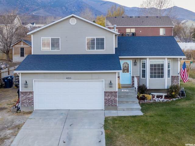 4015 S Panorama Dr W, Saratoga Springs, UT 84045 (#1714484) :: The Perry Group