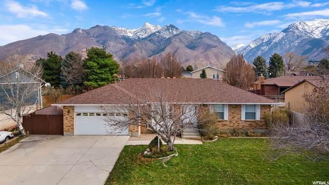 9029 S Quail Run Dr, Sandy, UT 84093 (#1714486) :: Big Key Real Estate