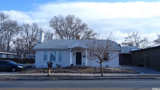 1639 S 300 E, Salt Lake City, UT 84115 (#1714501) :: Big Key Real Estate