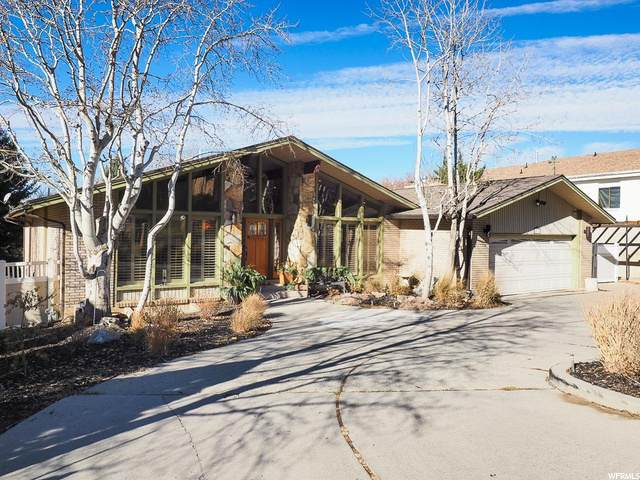 8032 S Mountain Oaks Dr, Salt Lake City, UT 84121 (#1714502) :: Colemere Realty Associates