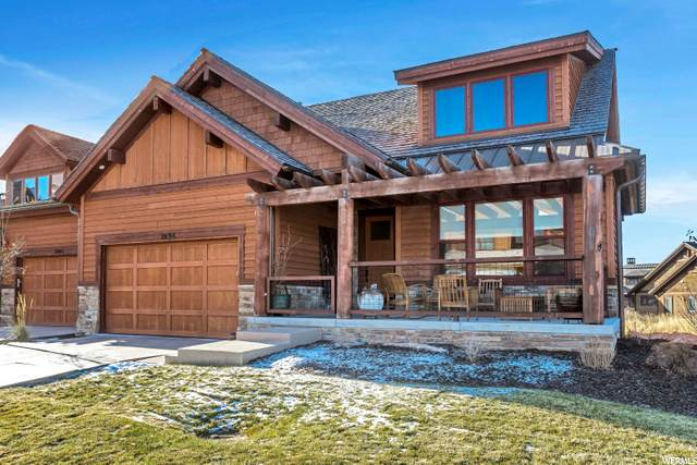 1654 E Abajo Peak Cir, Heber City, UT 84032 (#1714518) :: REALTY ONE GROUP ARETE