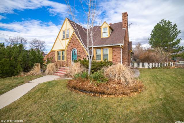 1897 E Claybourne Ave, Salt Lake City, UT 84106 (#1714536) :: Pearson & Associates Real Estate
