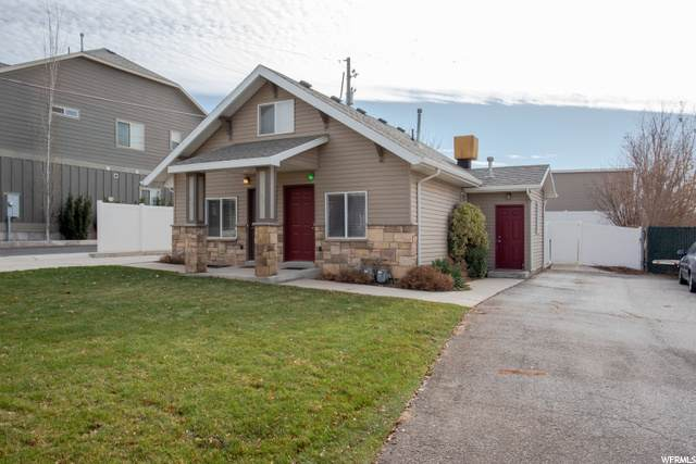 41 W 150 N 41/45, North Salt Lake, UT 84054 (#1714539) :: Big Key Real Estate