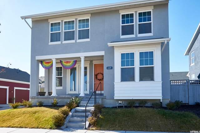 11478 S Abbey Mill Dr W, South Jordan, UT 84009 (#1714540) :: Big Key Real Estate