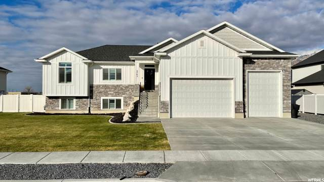 2762 W 2550 N, Ogden, UT 84404 (#1714542) :: Gurr Real Estate