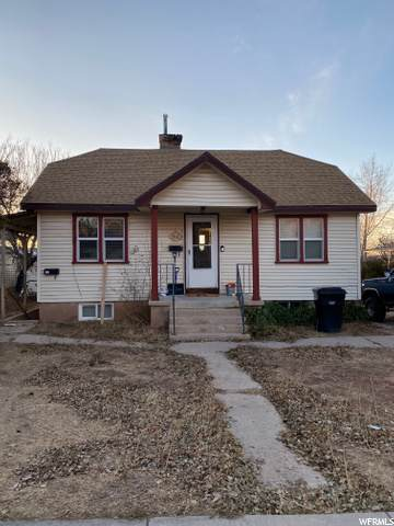 316 S 100 E, Cedar City, UT 84720 (#1714547) :: REALTY ONE GROUP ARETE